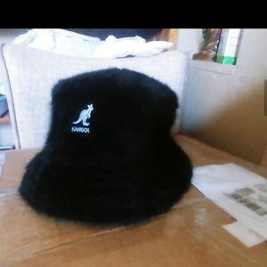 Small Kangol Angora blend Hip Hop Hat